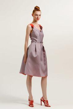 Carolina Herrera Resort 2012 Collection Photos - Vogue#1#5