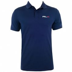RLX Ralph Lauren Solid Airflow French Navy #golf #fashion #trendygolf