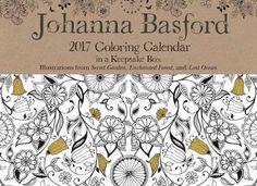 Johanna Basford's amazing 2013 bestseller Secret Garden fueled the adult…