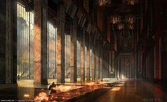 asgard palace interior - Google Search