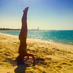 Yoga on the Beach ⛱