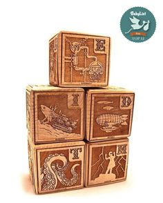 Now THESE are some awesome blocks!