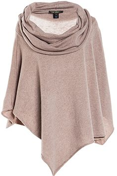 knit poncho styling casual street - Google 検索