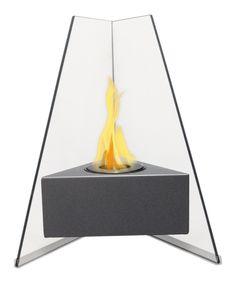 Manhattan Tabletop Bio Ethanol Fireplace - Anywhere Fireplace