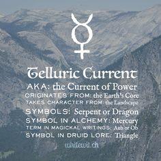 Telluric Current