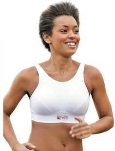 5440601177 The Royce Sport Impact Free Sports Bra was designed with maximum comfort  and support for larger