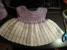 PATTERN: Oh Snap Infant Dress