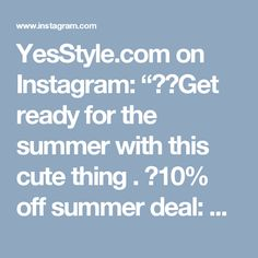 """YesStyle.com on Instagram: """"♨️Get ready for the summer with this cute thing . 10% off summer deal: Rosanna Bags - Faux Leather Crossbody Bag . 10% OFF brand promotion…"""""""