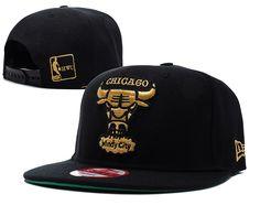 Casquette NBA Chicago Bulls Snapback New Era 191   Casquette Pas Cher.  baseball caps cheap wholesale 170b44e740e