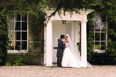Bride and groom kissing at Northbrook Park Wedding Venue in Farnham, nr Guildford, Surrey http://www.weddingvenues.com/venue5528.html?utm_content=buffer963b7&utm_medium=social&utm_source=facebook.com&utm_campaign=buffer