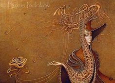 Boris Indrikov: surrealismo ruso - Cultura Colectiva - Cultura Colectiva