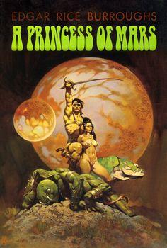 the Frank Frazetta cover