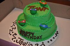 teenage mutant ninja turtles cake | Teenage Mutant Ninja Turtle Cake | ninja turtles