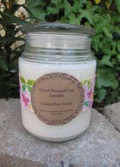 25 Ounce Soy Candle Made in USA You choose the by TheRusticVine, $15.00
