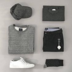 Essentials by stay_at_home_style