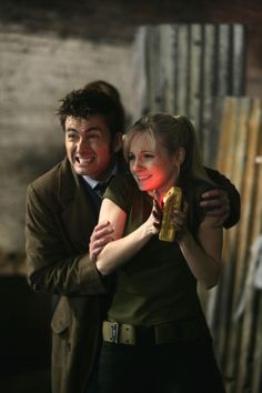 Doctor Who 4x06 - The Doctor's Daughter