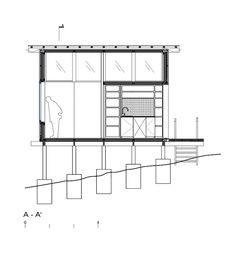 Gallery of Charred Cabin / DRAA - 19