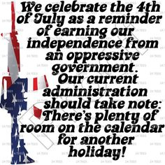 """""""NEW HOLIDAY"""" T-Shirt - MOLON LABE AR15 INDEPENDENCE DAY JULY 4th PROTEST OBAMA #FruitoftheLoom #ShortSleeve"""