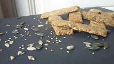 Crackers complet aux graines