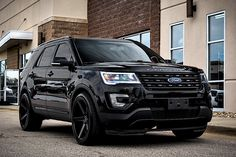 Ford Explorer KM685 District Gallery - KC Trends