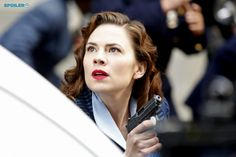 "#AgentCarter 1x08 ""Valediction"" - Agent Peggy Carter"