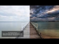 HDR Photography- Getting Two Exposures from One Image in Photoshop - YouTube