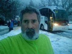 Valle del Roncal - Isaba. Hoy mucha nieve.
