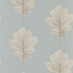 Wallpaper Oak Filigree