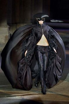 History of catwalk collections by designer Alexander McQueen