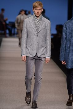 Canali Men's RTW Fall 2014 - Slideshow - Runway, Fashion Week, Fashion Shows, Reviews and Fashion Images - WWD.com