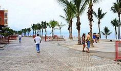 www.puertovallarta.net New Malecon in Puerto Vallarta. The malecon is a seaside walkway that in the past was mostly dominated by the street, cars and taxis, now it's been made exclusive for pedestrians. Well done, Puerto Vallarta!