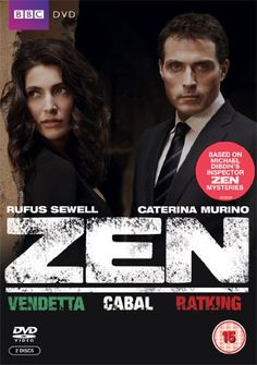 """Rufus Sewell is detective Aurelio Zen in the brilliant BBC series """"Zen,"""" set in Rome."""