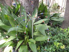 Garden sparkler