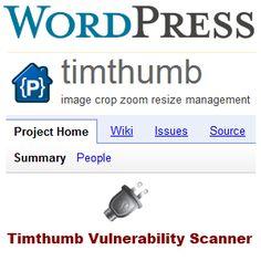Timthumb Vulnerability Scanner Plugin