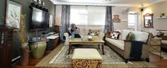 His jumbo flat has four bedrooms and three halls | The New Paper  Didn't know jumbo executive existed. It's really huge!