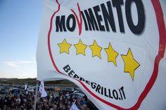 Informazione Contro!: «Beppe Grillo: il clown della politica italiana pe...