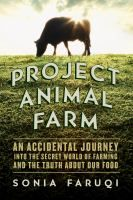 Traces the author's covert and sometimes life-risking tour of animal farms throughout the world to expose animal cruelty and identify ways to farm compassionately while promoting human health, economics, and environmental consciousness.
