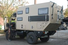 Individualausbau einer Unimog Kabine – JOKO Wohnmobil Individual upgrade of a Unimog cabin – JOKO motorhome Overland Truck, Overland Trailer, Expedition Vehicle, Lifted Ford Trucks, Jeep Truck, Truck Camper, Iveco 4x4, Iveco Daily 4x4, Motorhome
