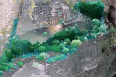 Zell Am See, Black Forest, Malachite, Germany, Collection, Minerals, Pictures, Deutsch
