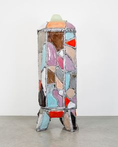 Queer Fashion, Kelly Wearstler, Ceramic Clay, Table Lamp, Shapes, Sculpture, Ceramics, Abstract, Inspiration