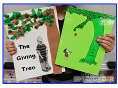 The Giving Tree Project from Simply Kinder