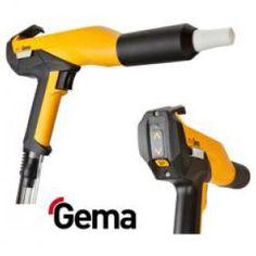 Gema Optiflex 2 Powder Coating Gun - Professional powder coating gun