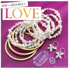 Love Silpada! #jewelrylove. Order today at www.mysilpada.com/lorinda.kronenberg