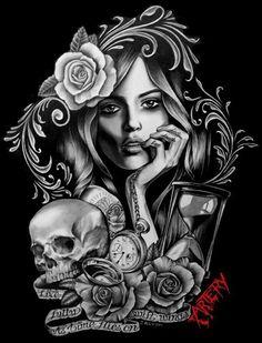 Dragon Tattoo Back Piece, Dragon Sleeve Tattoos, Graffiti Tattoo, Tribal Art Tattoos, Gypsy Tattoos, Arabic Tattoos, Totenkopf Tattoos, Japanese Dragon Tattoos, Chicano Art