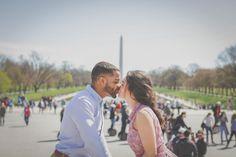 Washington D.C. Engagement Shoot