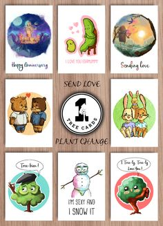 """Sustainable greeting cards """"Send love & plant change"""" is the ethos behind vegan-owned startup 1 Tree Cards which plants 1 tree and includes a seed token to help feed bees with every recycled card. We had a chat with co-founder, Becky. Feeding Bees, Waste Reduction, Vegan Products, Vegan Shopping, Happy Anniversary, Zero Waste, Trees To Plant, Diy Gifts, Greeting Cards"""