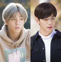 """Lee Hyun Woo and VIXX's Hongbin Are as Different as Night and Day in """"Moorim School"""""""