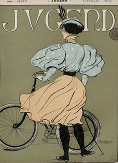 JUGEND MAGAZINE | 1896