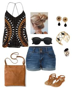Casual Summer 2016 by dressupdiva on Polyvore