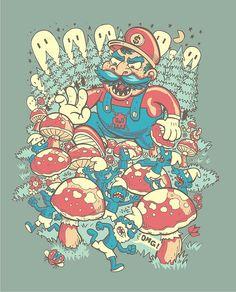 Mario nooo!